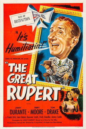 The Great Rupert Poster