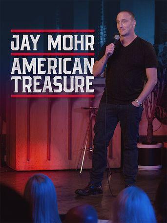 Jay Mohr: American Treasure Poster