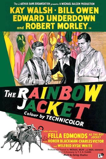 The Rainbow Jacket Poster
