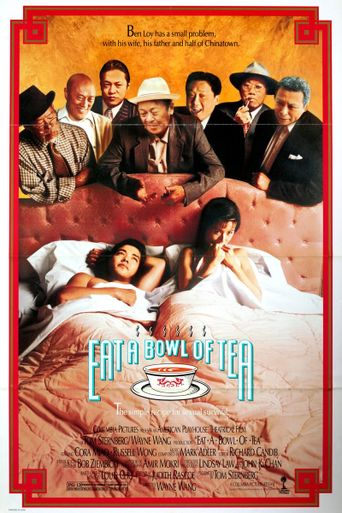 Eat a Bowl of Tea Poster