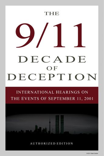 9/11: Decade of Deception Poster