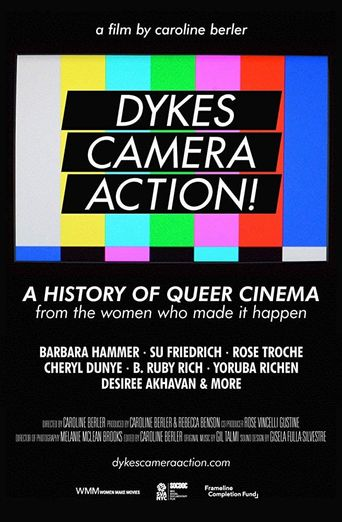 Dykes, Camera, Action! Poster