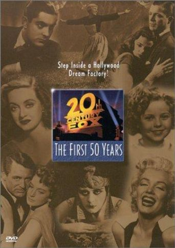 20th Century Fox: The First 50 Years Poster