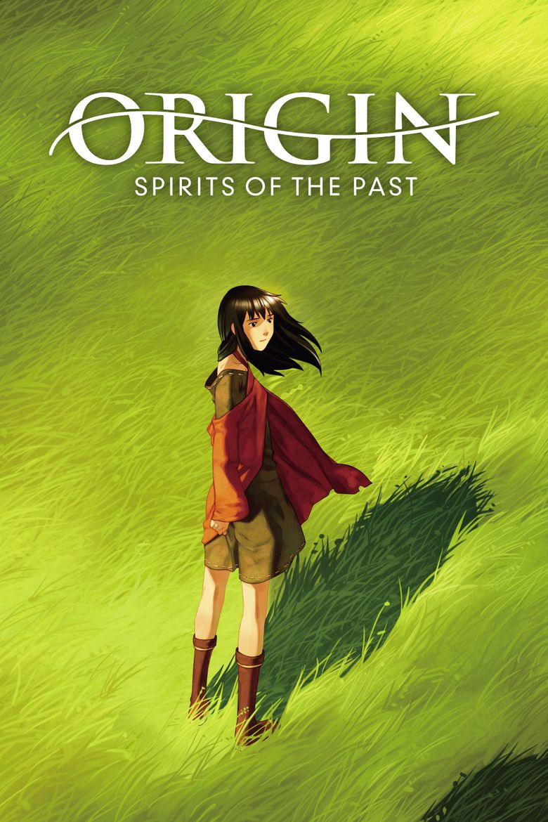 Origin: Spirits of the Past Poster