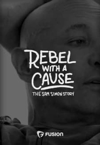 Rebel with a Cause: The Sam Simon Story Poster