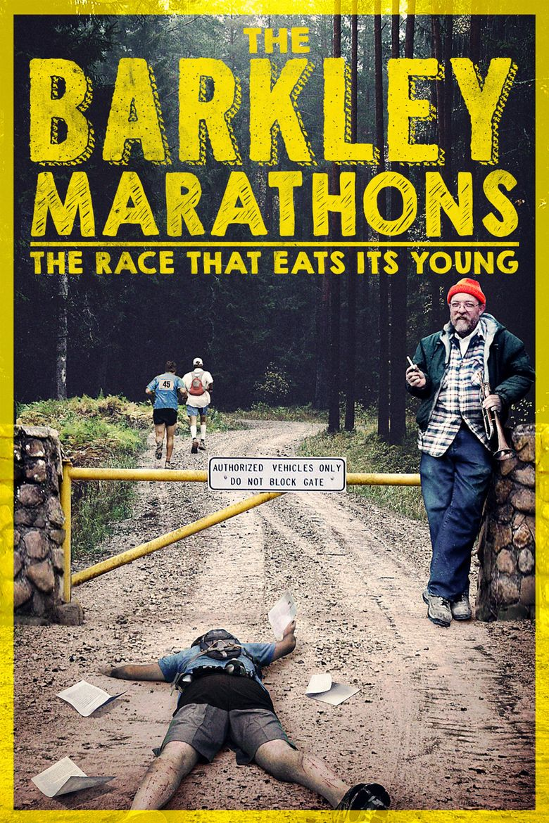 The Barkley Marathons: The Race That Eats Its Young Poster