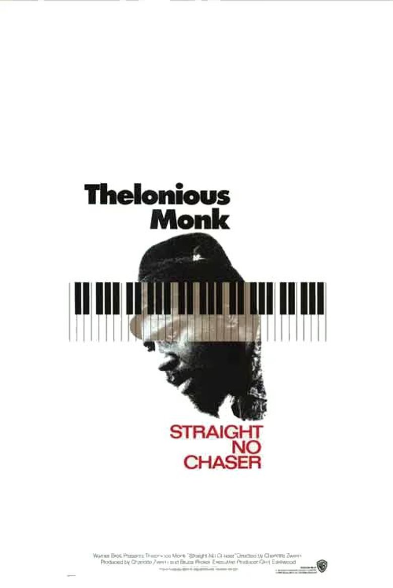 Thelonious Monk: Straight, No Chaser Poster