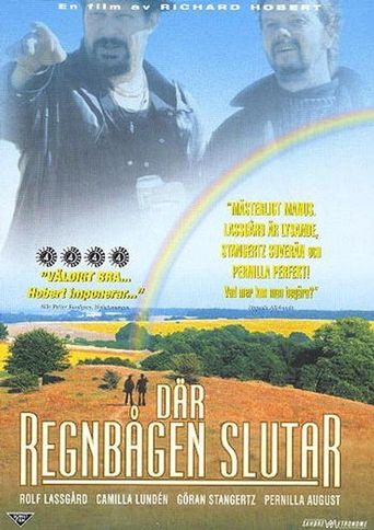 Where The Rainbow Ends Poster