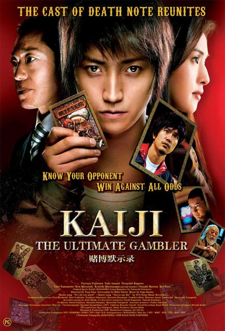 Kaiji: The Ultimate Gambler Poster