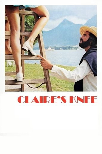 Claire's Knee Poster