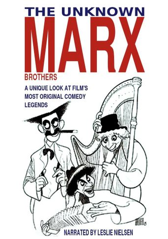 The Unknown Marx Brothers Poster