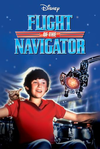 Watch Flight of the Navigator