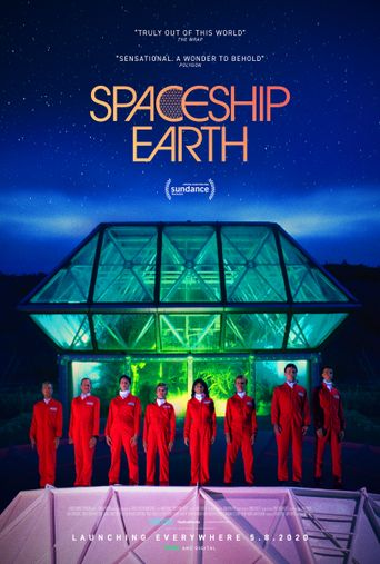 Spaceship Earth Poster