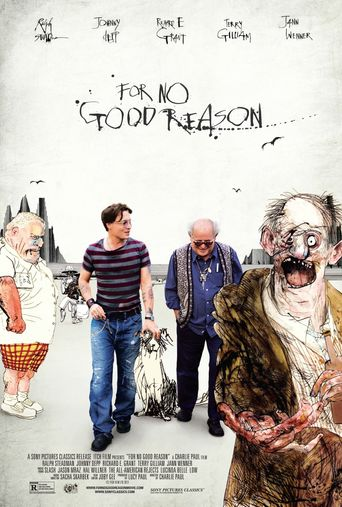 For No Good Reason Poster