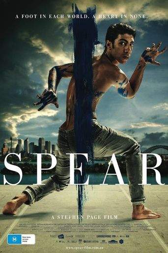 Spear Poster