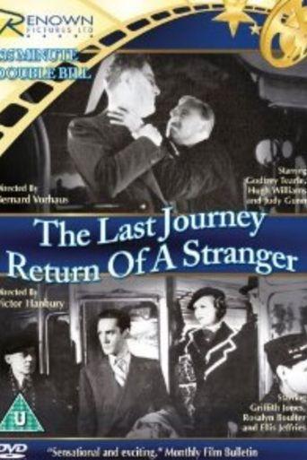 Return of a Stranger Poster