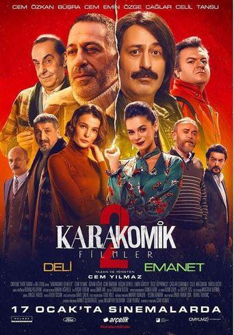 Karakomik Filmler 2 Poster