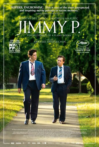 Jimmy P. Poster