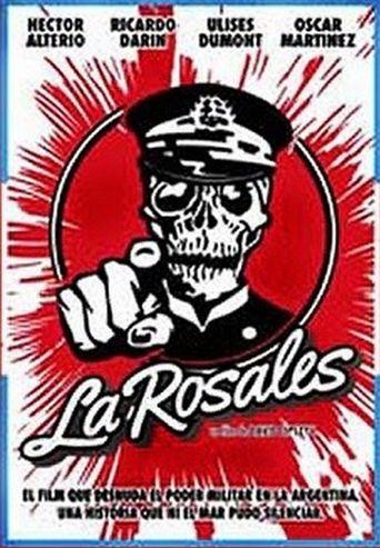 La rosales Poster