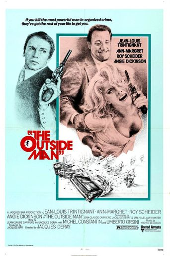 The Outside Man Poster
