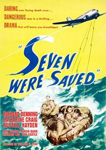Seven Were Saved Poster