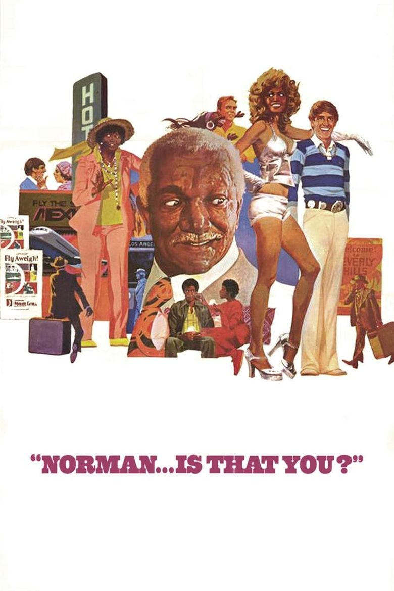 Norman... Is That You? Poster