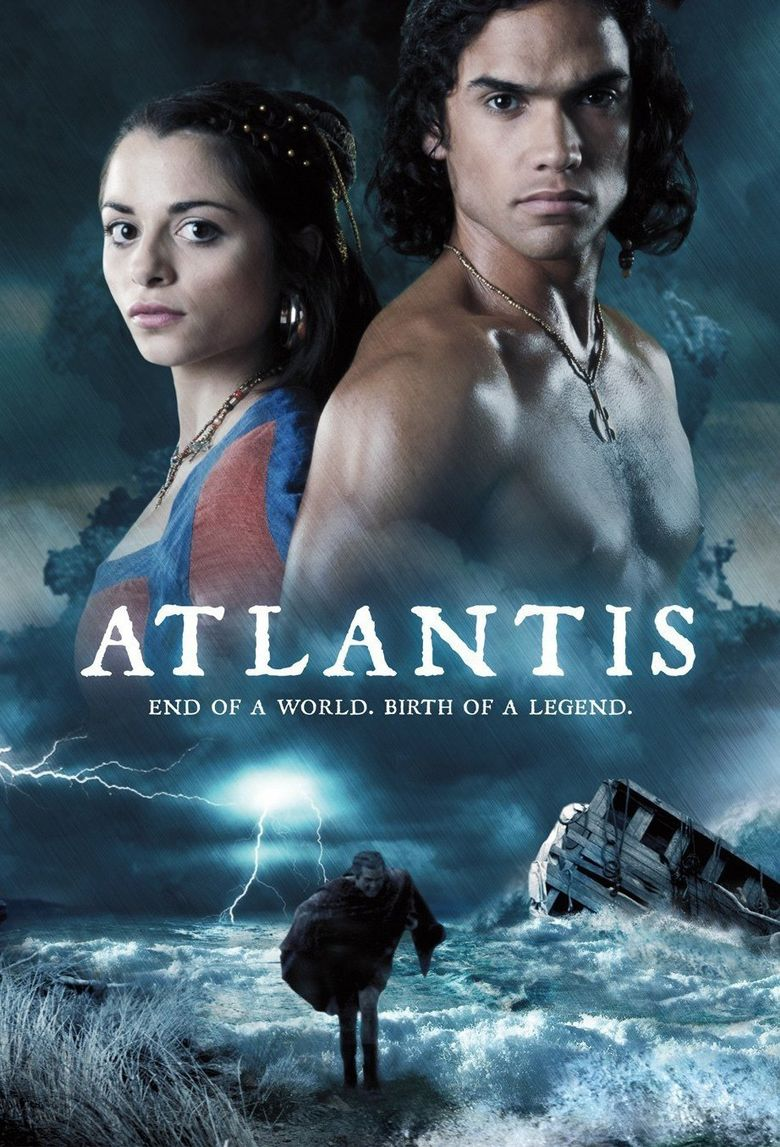 Atlantis: End of a World, Birth of a Legend Poster