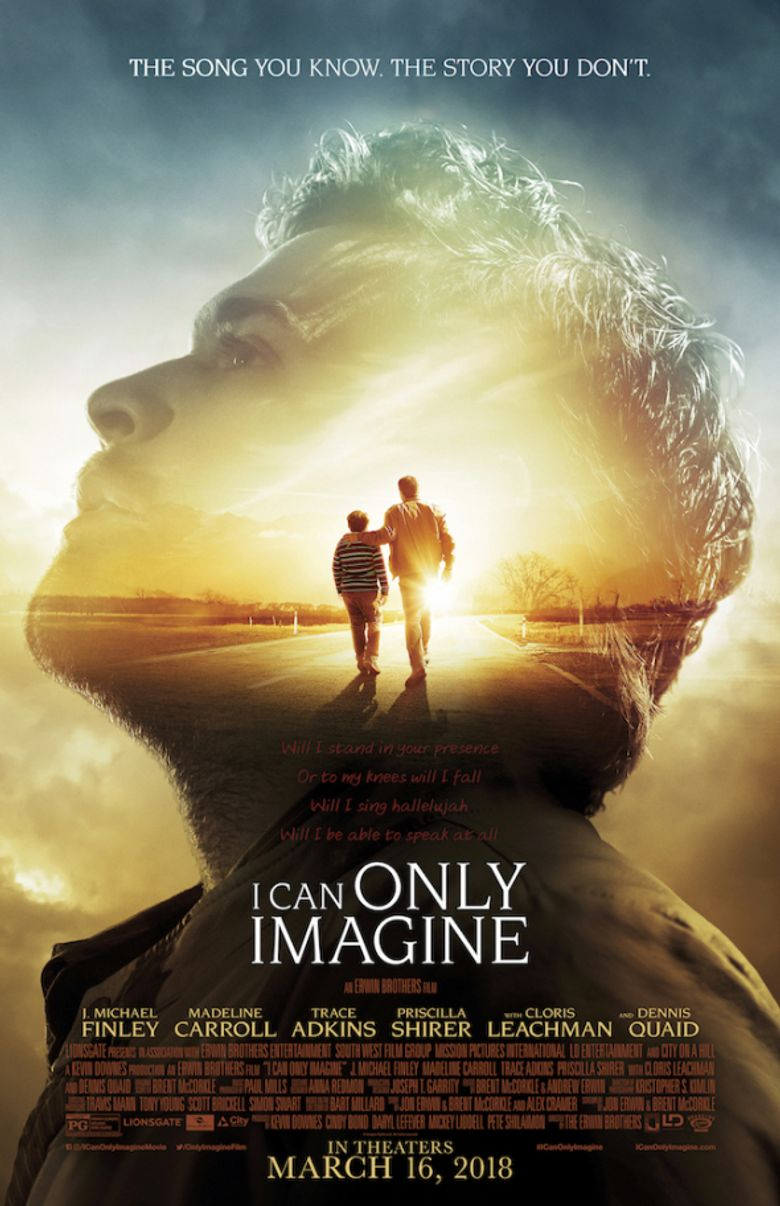 I Can Only Imagine (2018) - Watch on Prime Video, Hulu, Epix, and