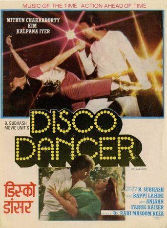 Disco Dancer Poster