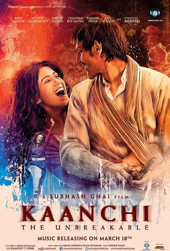 Kaanchi: The Unbreakable Poster