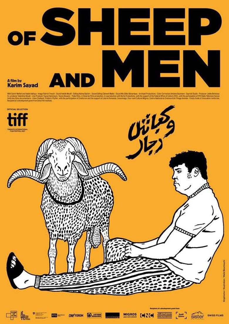 Of Sheep and Men Poster