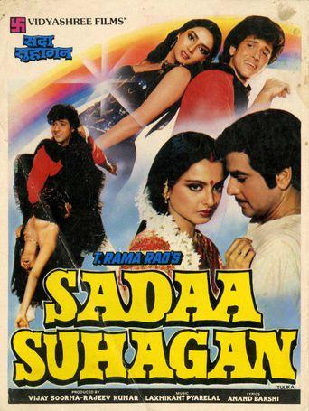 Sadaa Suhagan Poster