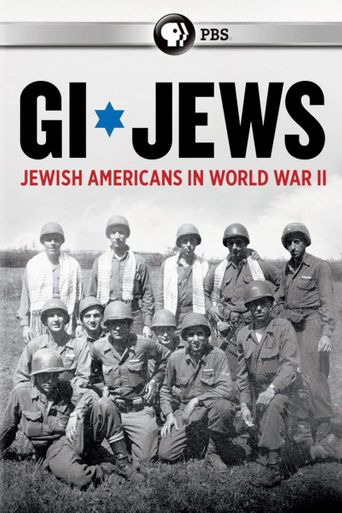 GI Jews: Jewish Americans in World War II Poster
