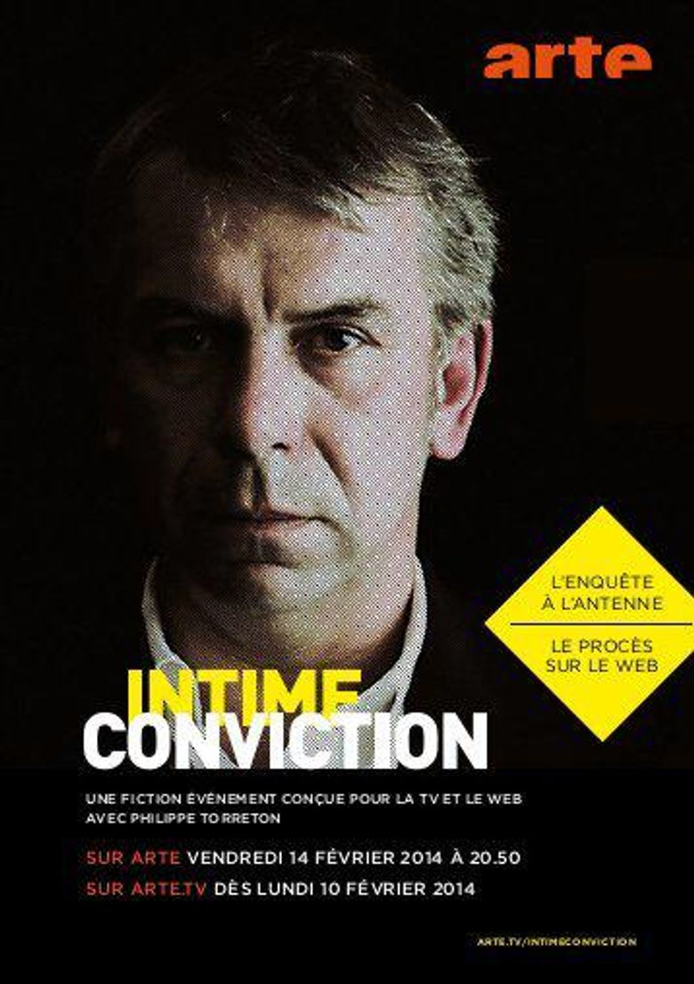Intime Conviction Poster