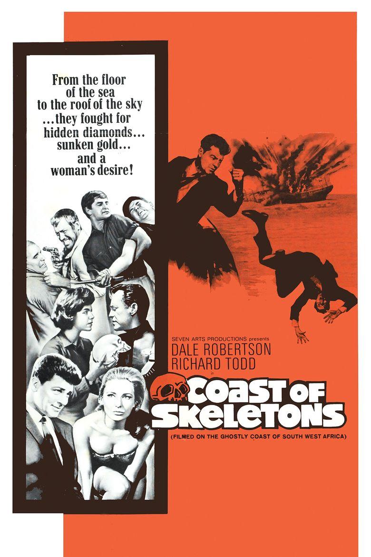 Coast of Skeletons Poster