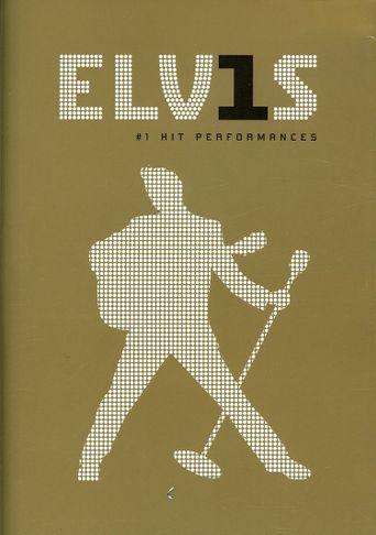 Elvis: #1 Hit Performances Poster