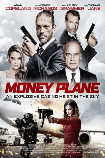 Money Plane Poster