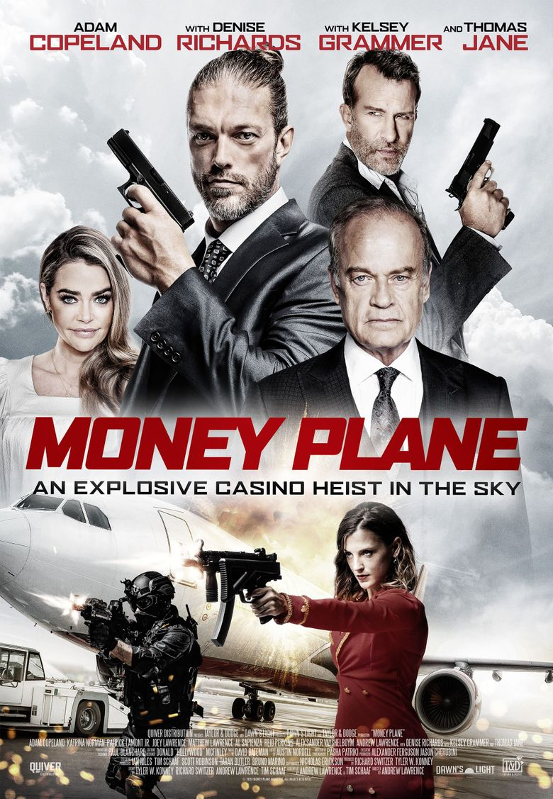 Money Plane 2020 Where To Watch It Streaming Online Reelgood