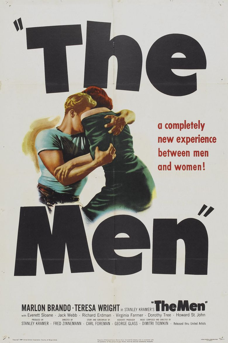 The Men Poster
