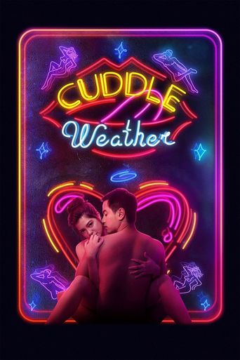 Cuddle Weather Poster