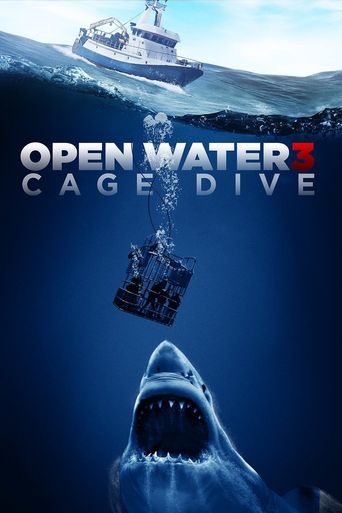 Cage Dive Poster