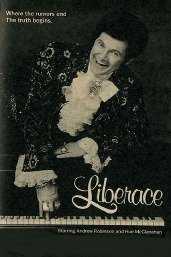 Liberace Poster