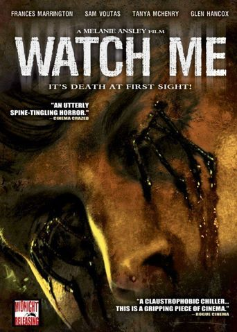 Watch Me Poster