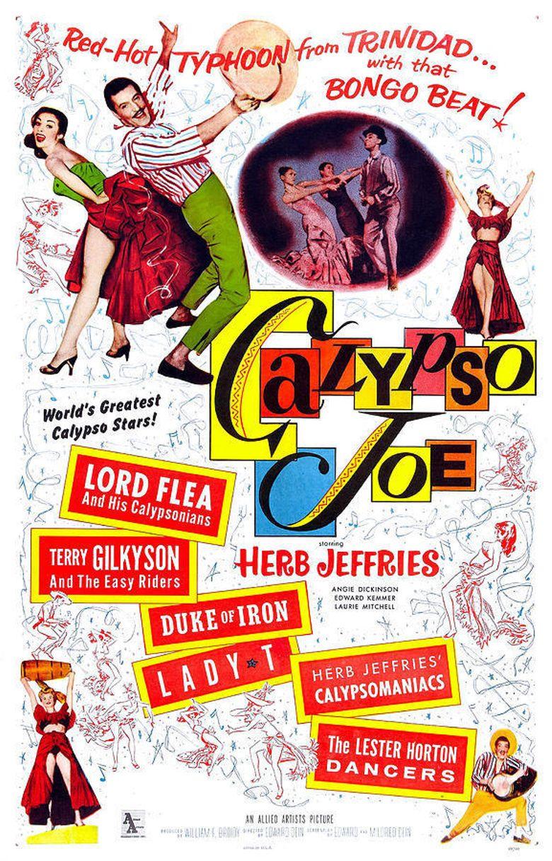 Calypso Joe Poster