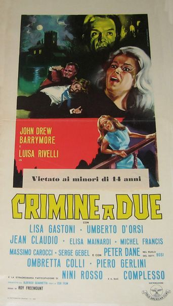A Game of Crime Poster