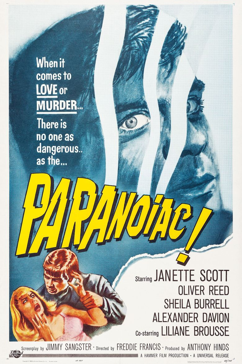 Watch Paranoiac