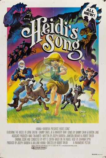 Heidi's Song Poster