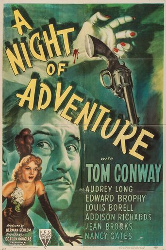 A Night of Adventure Poster