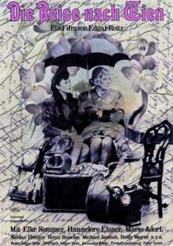 Die Reise nach Wien Poster