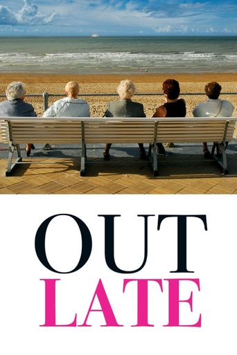 Out Late Poster